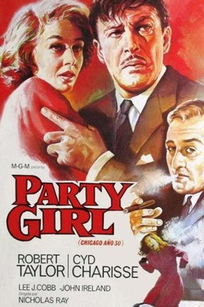 A BELA DO BAS-FOND (Party Girl, 1930) - Legendado