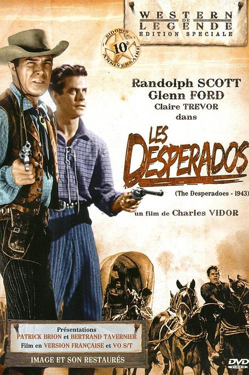 IMPÉRIO DA DESORDEM (The Desperadoes, 1943)