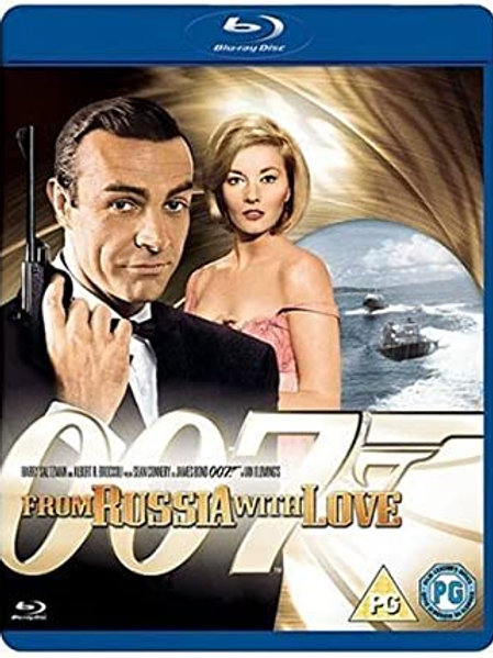 MOSCOU CONTRA 007 (From Russia With Love, 1963)