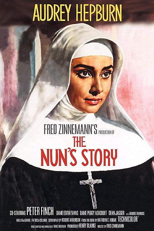 UMA CRUZ À BEIRA DO ABISMO (The Nun's Story, 1959)