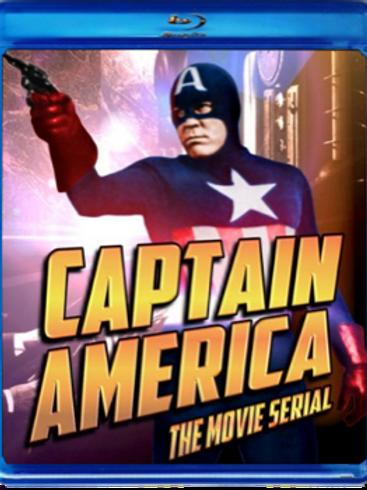 CAPITÃO AMÉRICA (Captain America, 1944)