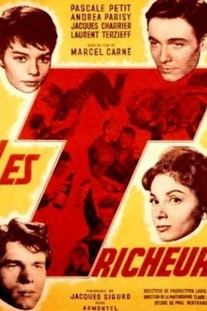 OS TRAPACEIROS (Les tricheurs, 1958)