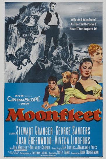O TESOURO DO BARBA RUBRA (Moonfleet, 1955) DVD legendado em português
