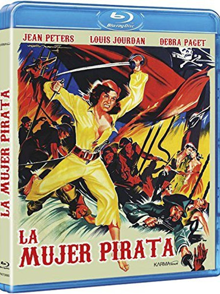 A VINGANÇA DOS PIRATAS (Anne of The Indies, 1951)