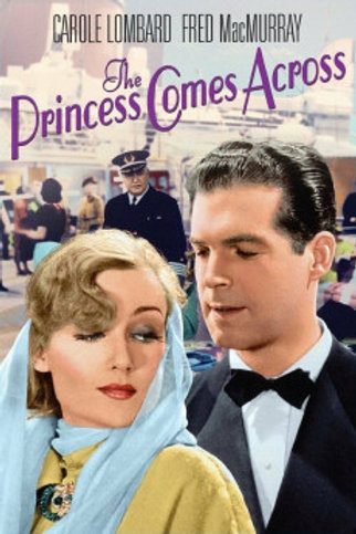 A PRINCESA DE BROOKLYN (The Princess Comes Acroos, 1936)