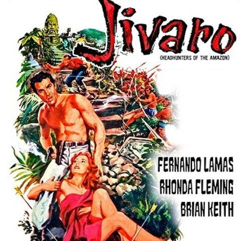 O TESOURO PERDIDO DO AMAZONAS (Jivaro, 1954)