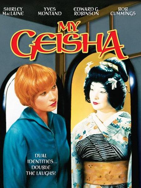 MINHA DOCE GUEIXA (My Geisha, 1962)