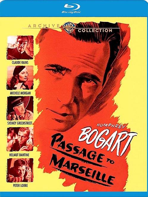 PASSAGEM PARA MARSELHA (Passage to Marseille, 1944)