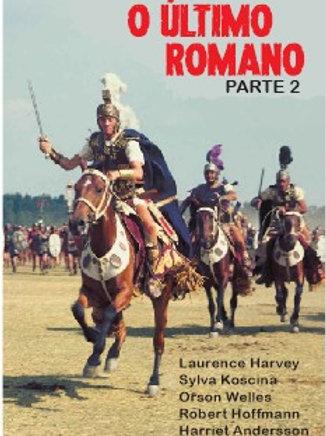 O ÚLTIMO ROMANO (Kampf um Rom II - Der Verrat, 1969)