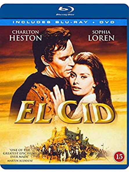 EL CID (Idem, 1961)
