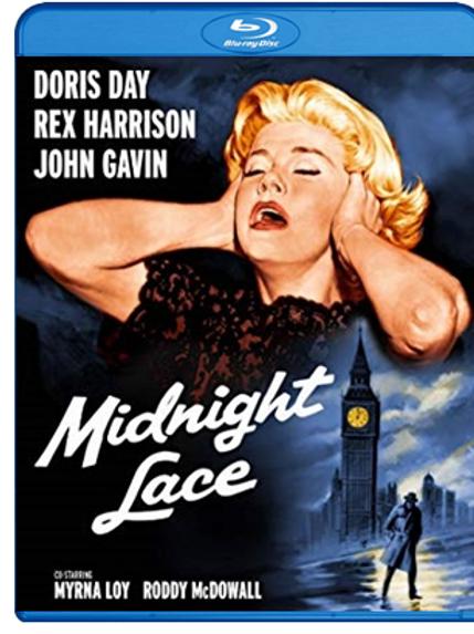 A TEIA DE RENDA NEGRA (Midnight Lace, 1960)