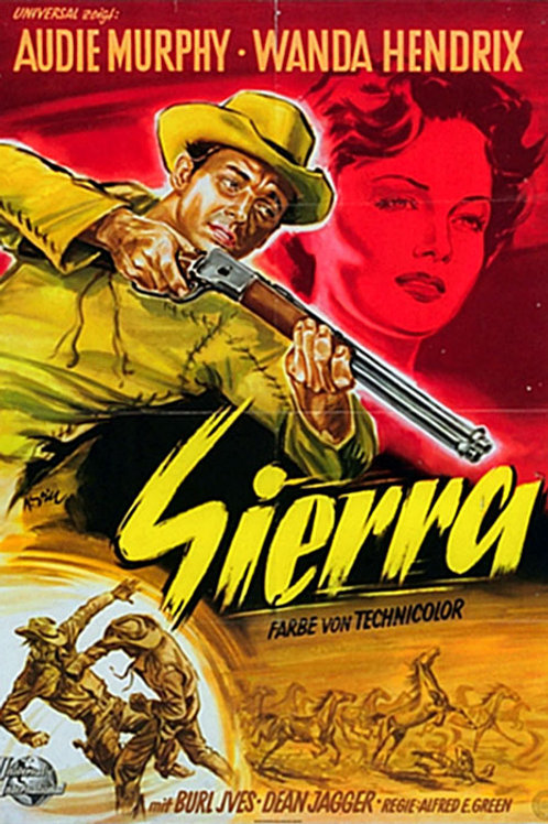 SERRAS SANGRENTAS (Sierra, 1950) - Legendado