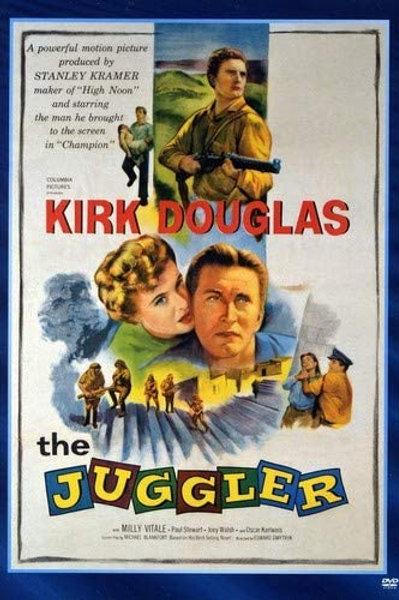 O MALABARISTA (The Juggler, 1953)