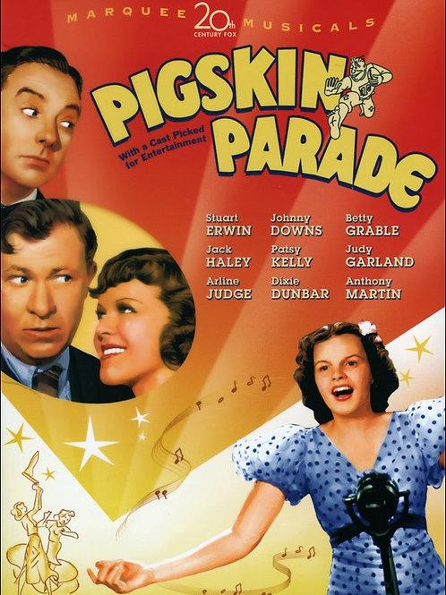 LOUCURAS ESTUDANTIS (Pigskin Parade, 1936) - DVD legendado me português