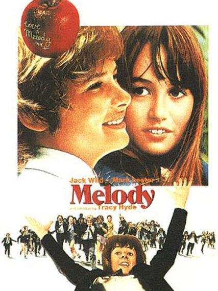 MELODY, QUANDO BROTA O AMOR (Melody, 1971)