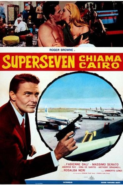 0SS 117-AGENTE PARA MATAR (Superseven Chiama Cairo, 1965)