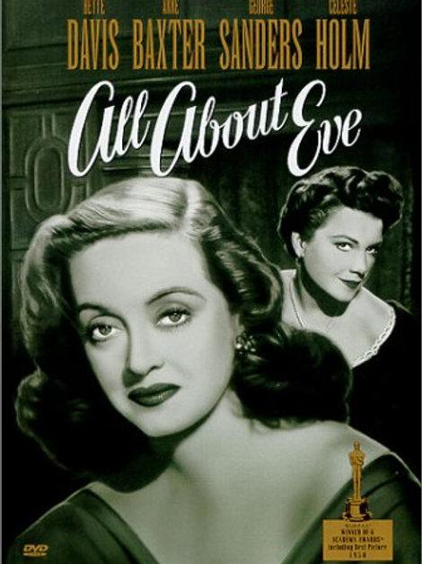 A MALVADA (All About Eve, 1950) - Legendado