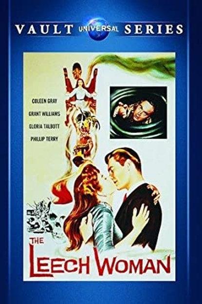 VAIDADE QUE MATA (The Leech Woman, 1960)