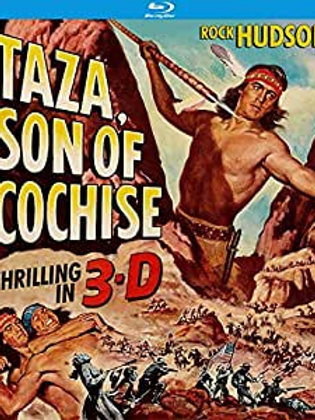 HERANÇA SAGRADA (Taza, Son of Cochise, 1954)