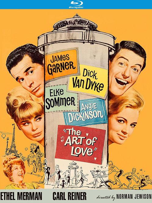 ARTISTAS DO AMOR (The Art of Love, 1965)