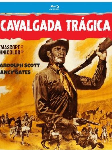 CAVALGADA TRÁGICA (Comanche Station, 1960)
