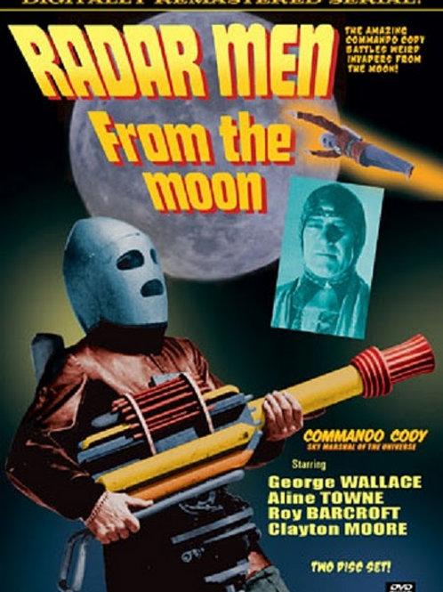 CODY, O MARECHAL DO UNIVERSO (Radar Men From The Moon, 1952)