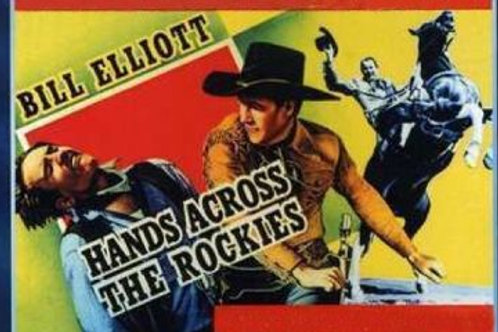 CHICOTE ACUSADOR (Hands Across The Rockies, 1941)