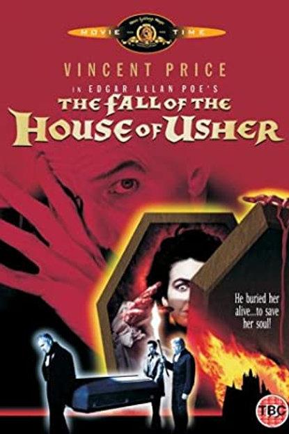O SOLAR MALDITO (The House of Usher, 1960)