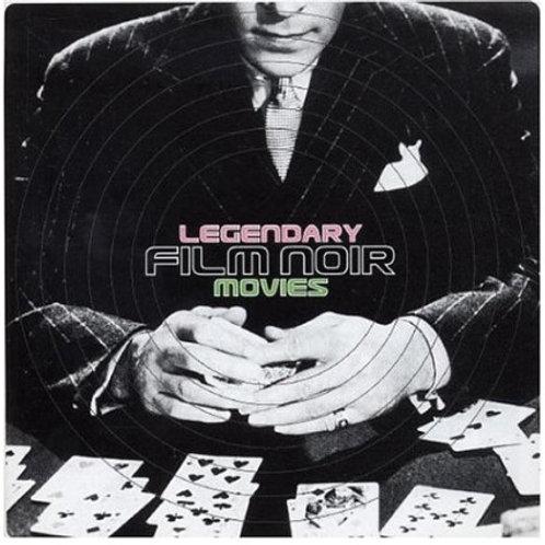 LEGENDARY FILM-NOIR MOVIES (Cd música)