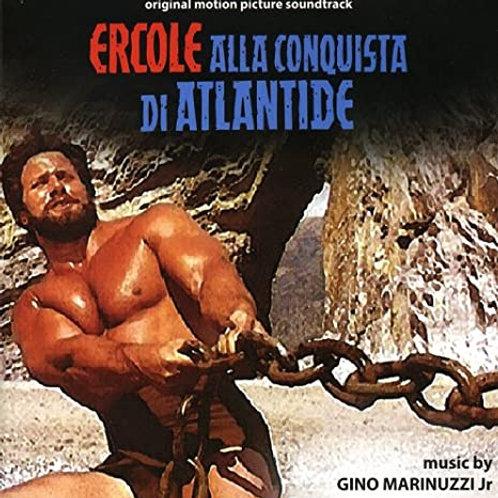 HÉRCULES NA CONQUISTA DA ATLÂNTIDA (Ercole alla conquista di Atlantide, 1961)