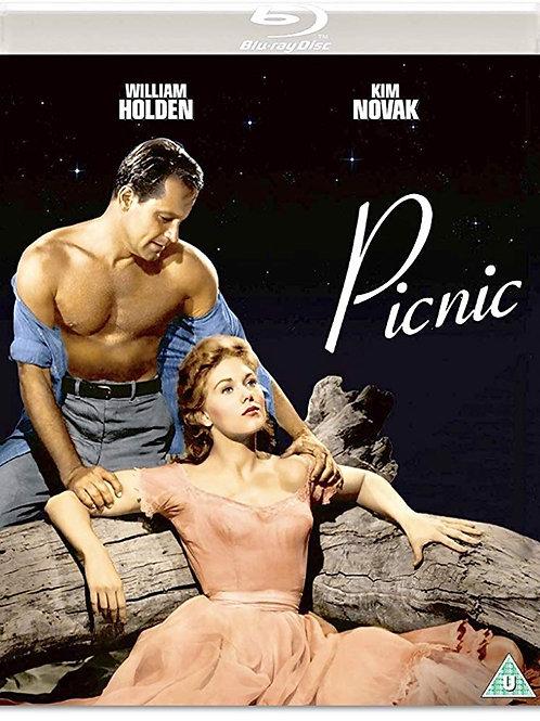 FÉRIAS DE AMOR (PICNIC, 1955) Blu-ray