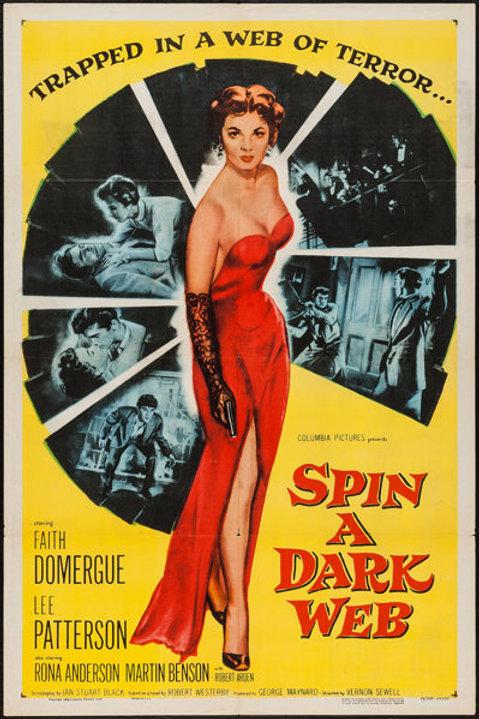 INCIDENTE EM SOHO (Spin A  Dark Web, 1956)
