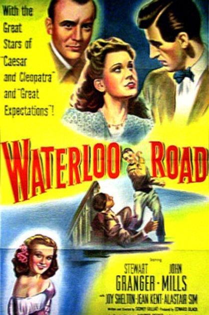 A ESTRADA DE WATERLOO (Waterloo Road, 1945)
