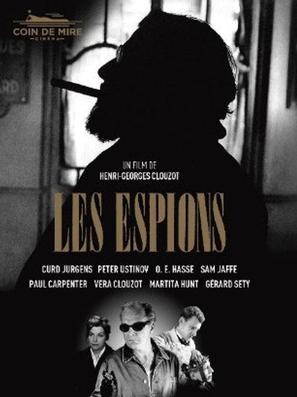 OS ESPIÕES (Les Espions, 1957)