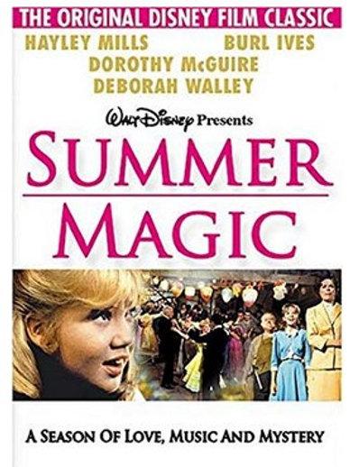 DOCE VERÃO DOS MEUS SONHOS (Summer Magic, 1963)