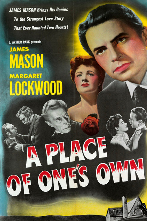 A MORTA APAIXONADA (A Place of One's Own, 1945)
