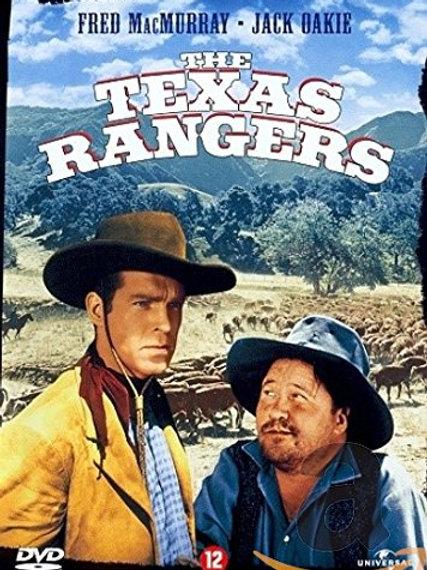 ATIRADORES DO TEXAS (The Texas Rangers, 1936)