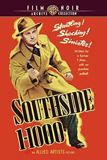 DINHEIRO SANGRENTO (Southside 1-1000, 1950)