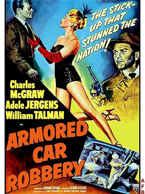 IMPÉRIO DO TERROR (Armored Car Robbery, 1950)