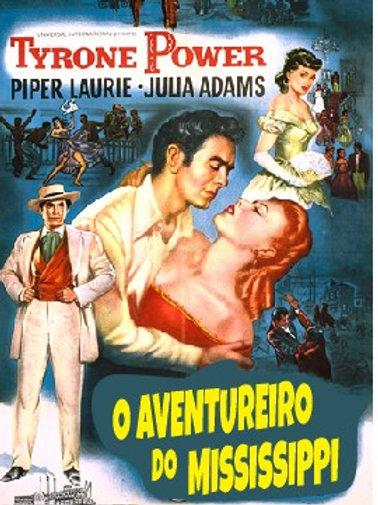 O AVENTUREIRO DO MISSISSIPPI (The Mississippi Gambler, 1953)