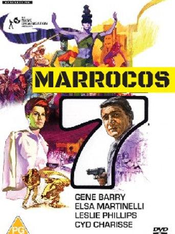 MARROCOS 7 (Maroc 7, 1967)
