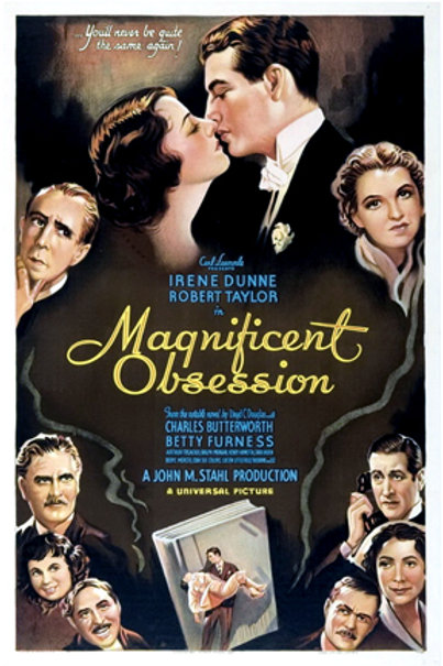SUBLIME OBSESSÃO (Magnificent Obsession, 1935)