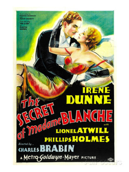 O SEGREDO DE MADAME BLANCHE (The Secret of Madame Blache, 1933)