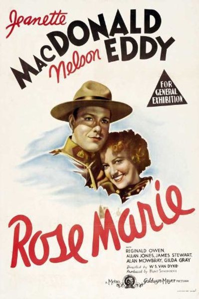 ROSE MARIE (idem, 1936)