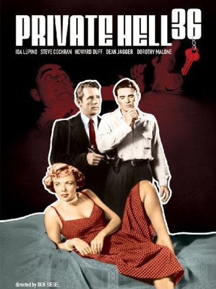 DINHEIRO MALDITO (Private Hell 36, 1954) dvd legendado em português