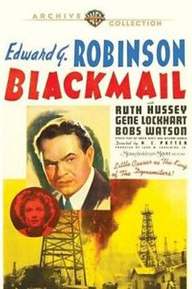 ESCRAVO DE UM ERRO (Blackmail, 1939)