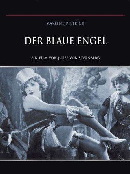 O ANJO AZUL (Der blaue Engel, 1930)