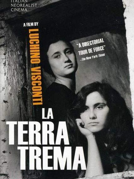 A TERRA TREME (La Terra Treme, 1948)