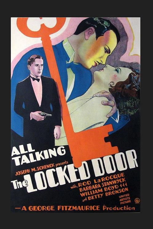 ENTRE PORTAS FECHADAS (The Locked Door, 1929)