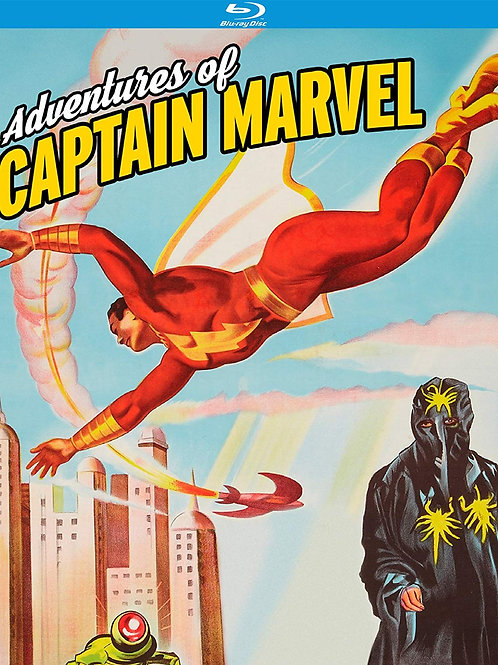 AS AVENTURAS DO CAPITÃO MARVEL (The Adventures of Captain Marvel, 1941)